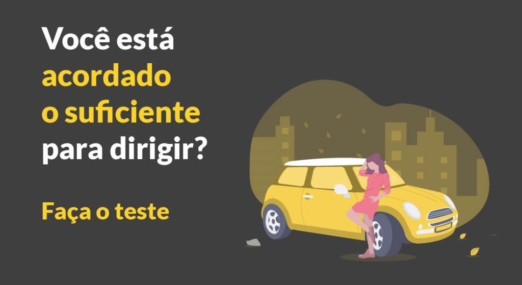 Teste: você está com sono demais para dirigir?